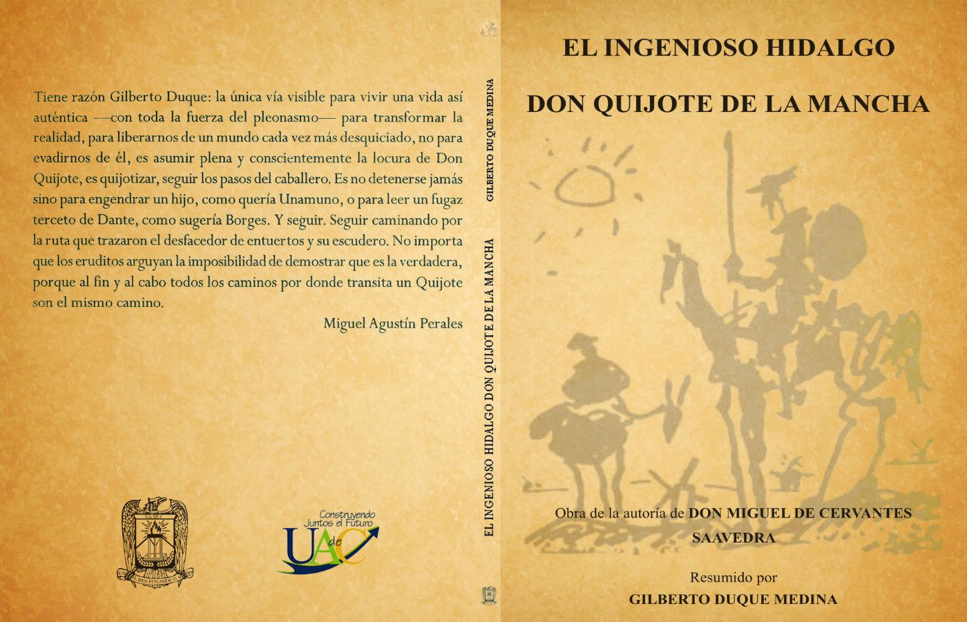 Portada Quijote Profe Duque 1