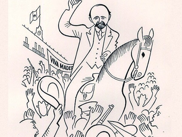 La vida mística de Francisco I. Madero