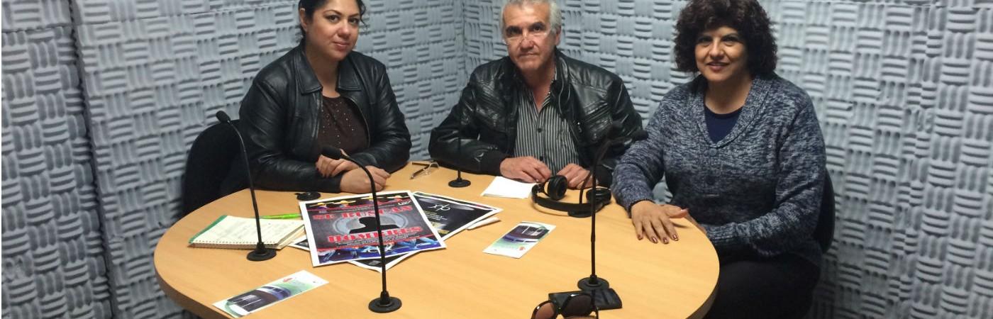 Galería de radio