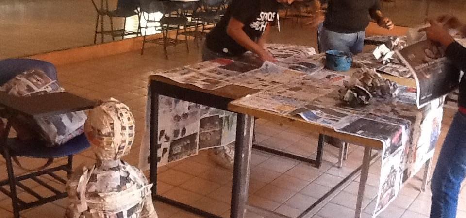 """""""INICIO DE TRABAJOS DEL CENTRO POLIVALENTE´´"""