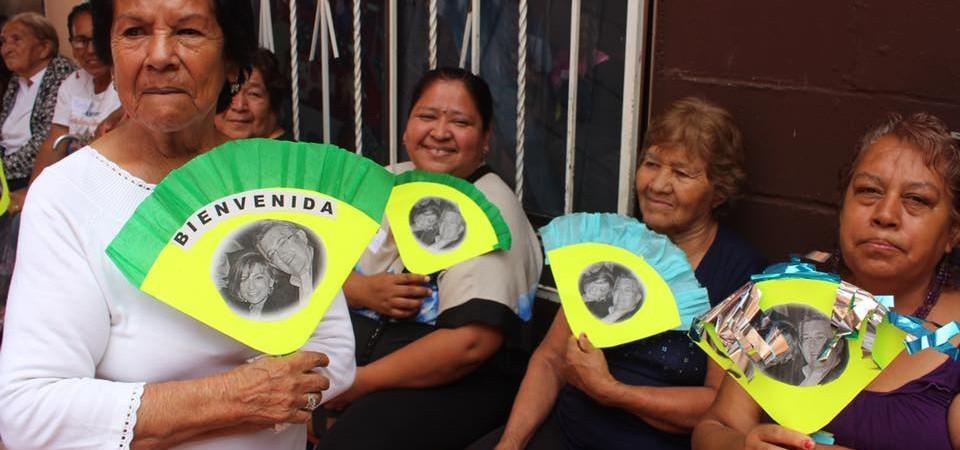 """""""VISITA DE DISTINTOS GRUPOS SOCIALES Y FACULTADES´´"""