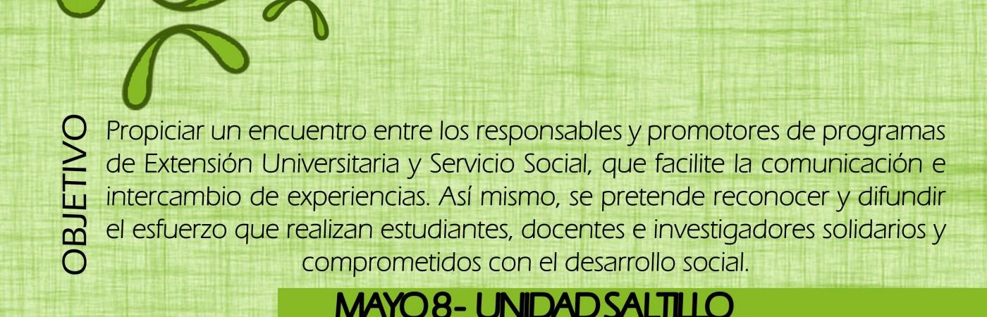 Encuentro de Responsables de Extensión Universitaria y Servicio Social